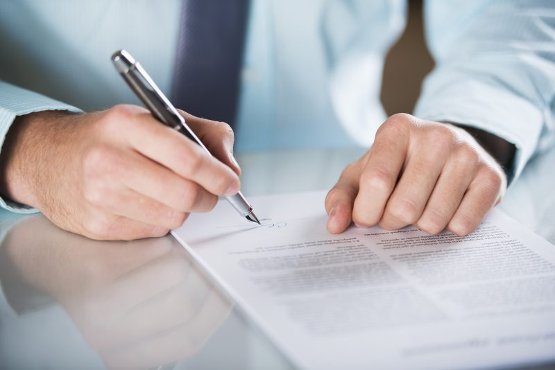 Vereinbarungen formulieren