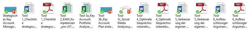 Key-Account Management Tools