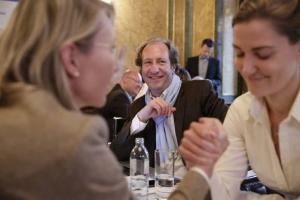 Rollenspiel in Verhandlungstraining